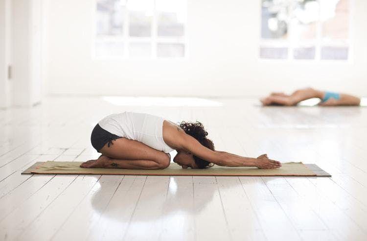 Yoga Mind  Release trapped emotions