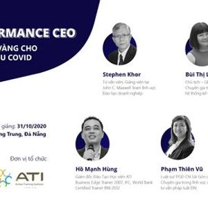 Kha o to Peak Performance CEO