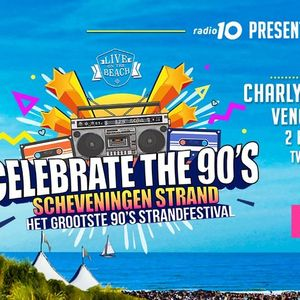 CELEBRATE THE 90S - LIVE on the BEACH
