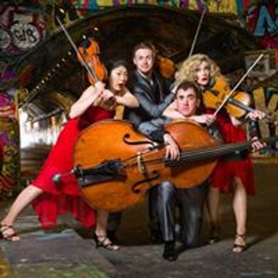 Graffiti Classics the Comedy String Quartet