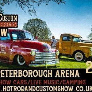 National Hot Rod Custom and American Car Show