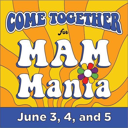 MAMmania, 3 June | Event in Montclair | AllEvents.in