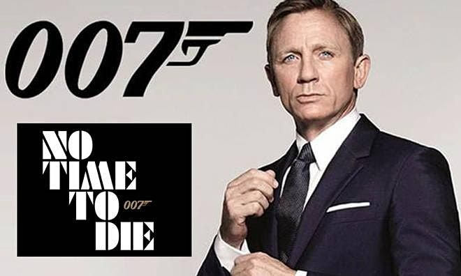 007 No Time To Die - World Premiere (TBC)