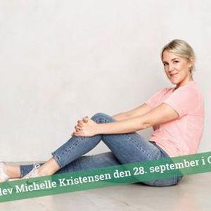 Foredrag med Michelle Kristensen - Odense