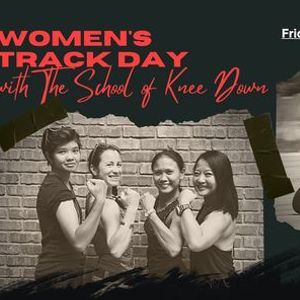 Womens Track Day