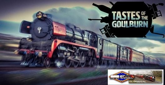 Steam to Seymour & The Tastes of the Goulburn festival. Featuring R 707, 16 October | Event in Melbourne