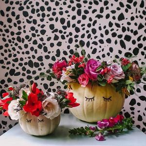 Pumpkin floristry workshop Barrow upon Soar