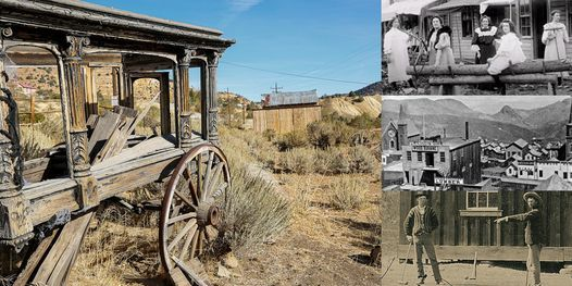 'Ghost Towns of the Wild West: Madams, Miners, and Gunslingers' Webinar, 14 May | Online Event | AllEvents.in