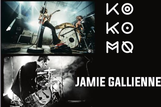 Les concerts solidaires - KO KO MO  Jamie Gallienne