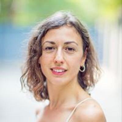 Martina Saladino - AcroYoga & Yoga