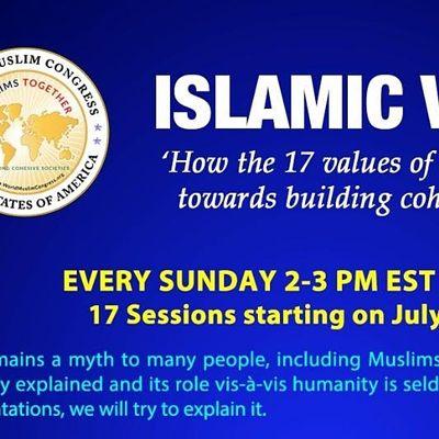 Islamic Values (17) that contribute towards cohesive societies