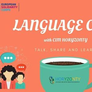 Language Caf with CIM Horyzonty