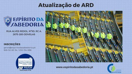 Curso Atualização de ARD   Event in Odivelas   AllEvents.in