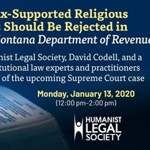 HLS Why Tax-Supported Religious Schools Should Be Rejected