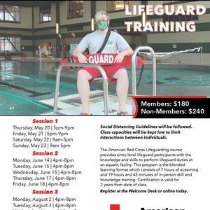 Lifeguard Training Session 3