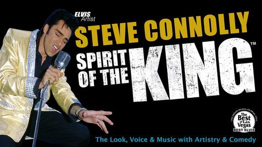 Spirit of the King Elvis Show