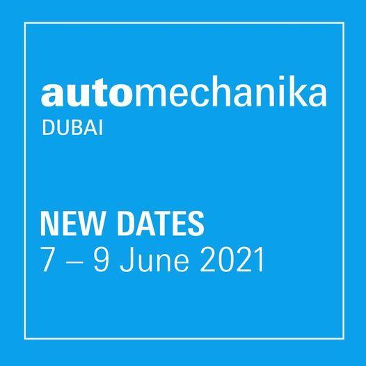 Automechanika Dubai 2021, 7 June | Event in Dubai | AllEvents.in