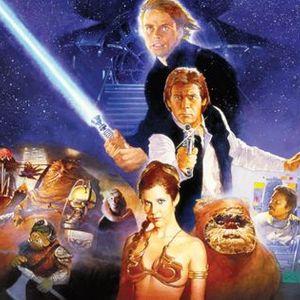 Star Wars Return of the Jedi Live In Concert