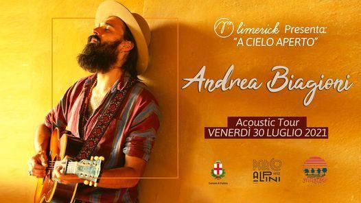 Andrea Biagioni live @ SunRise Garden | Event in Campo San Martino | AllEvents.in