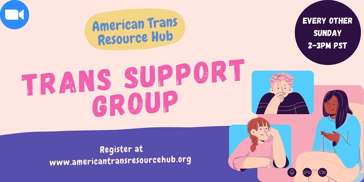 Trans Peer Support Group | Online Event | AllEvents.in