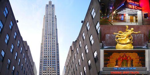 'Rockefeller Center: New York's Art Deco City within a City' Webinar, 20 April | Online Event | AllEvents.in