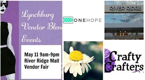 Craft and vendor shopping at River Ridge Mall | Lynchburg