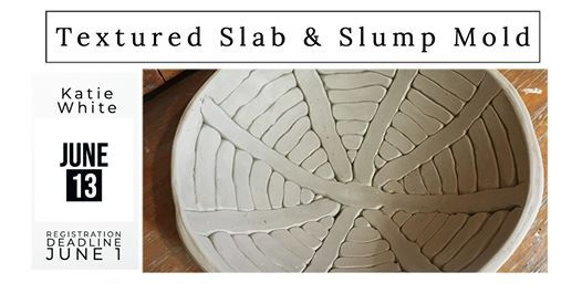 Textured Slab & Slump Mold  SOLD OUT