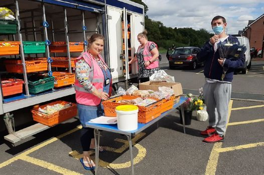 Weekly Donnington Pop Up - Food Share Project, 12 April | Event in Telford | AllEvents.in