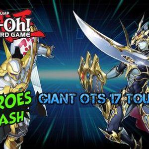 Yu-Gi-Oh Giant OTS 17 Tournament