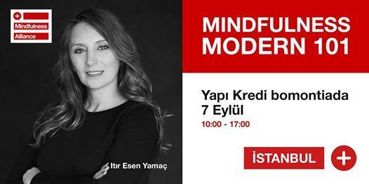 Mindfulness Modern 101 (sertifikal) Itr Esen Yamala