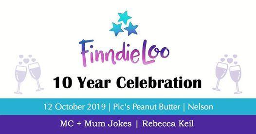 FinndieLoo 10 Year Celebration