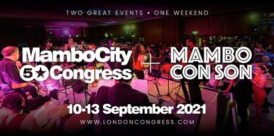 Mambo City 5Star London Salsa Congress, 10 September | Event in Staines | AllEvents.in