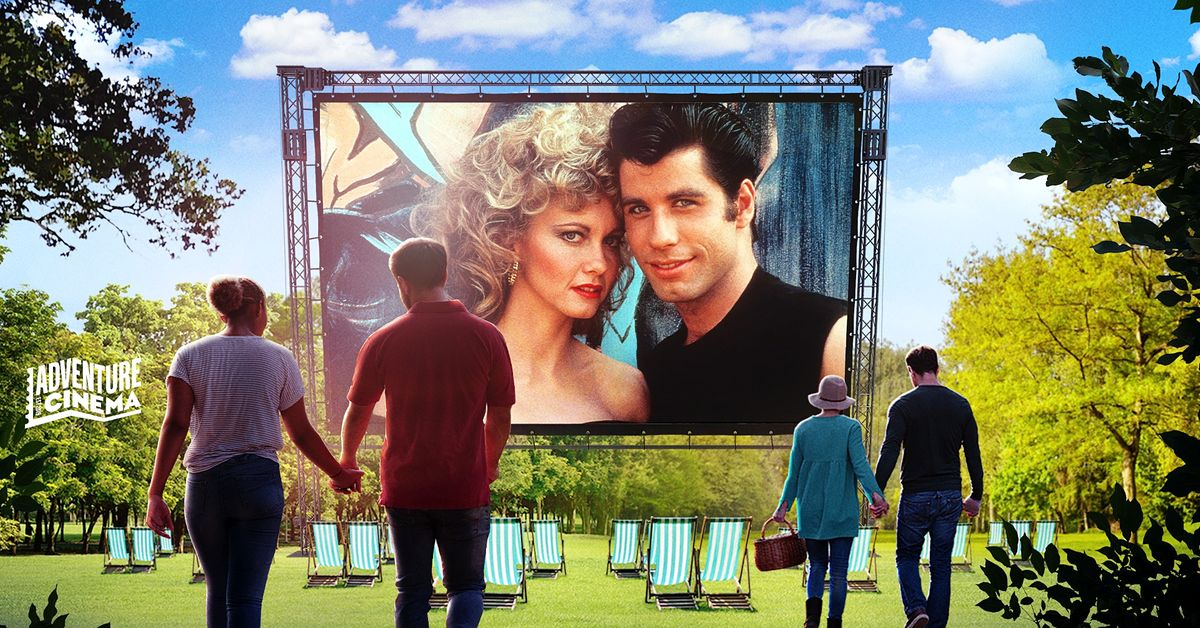 Grease Outdoor Cinema Sing-A-Long at Margam Park, 28 August   Event in Neath Port Talbot   AllEvents.in