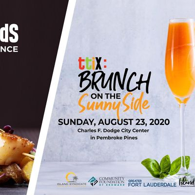 Brunch on the Sunny Side Taste the Islands Experience 2020