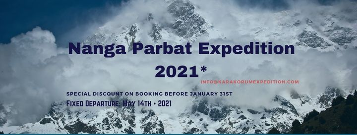Nanga Parbat Expedition 2021, 14 May | Event in Islamabad | AllEvents.in