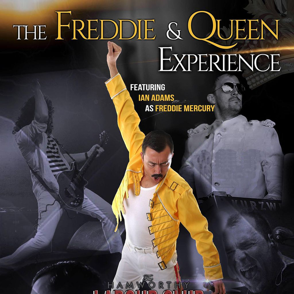 The Freddie and Queen Experience , 30 October   Event in Poole   AllEvents.in