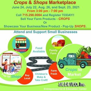 Nervous Hermus returns to Crops & Shops Marketplace