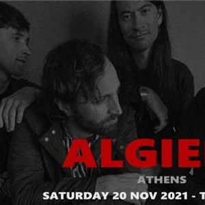 Algiers [USA] live in Athens