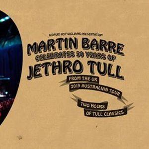 Martin Barre (Jethro Tull) Corner Hotel