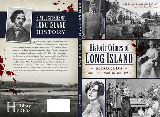 Long Island Crime Expo, Farmingville - Historic Crimes of LI