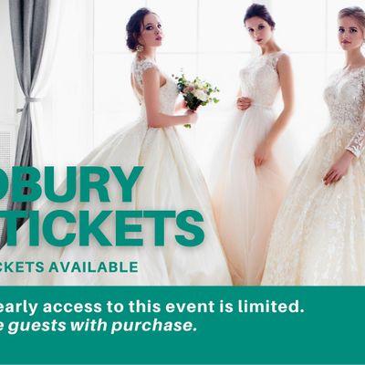 Sudbury Pop Up Wedding Dress Sale VIP Early Access