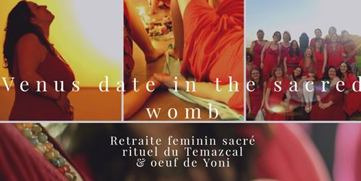 Venus date in the sacred womb