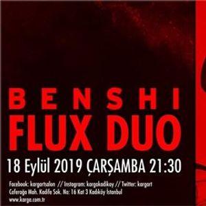 Benshi  Flux Duo  kargART canlkarga