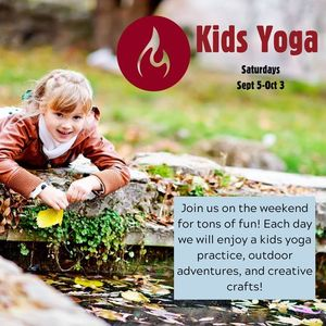 Kids Yoga