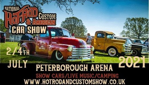 National Hot Rod, Custom and American Car Show<, 3 July | Event in Peterborough | AllEvents.in