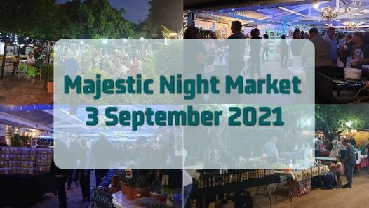 Majestic Night Market, 3 September   Event in Germiston   AllEvents.in