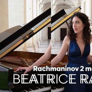 Concertstream Rachmaninov 2 met Beatrice Rana