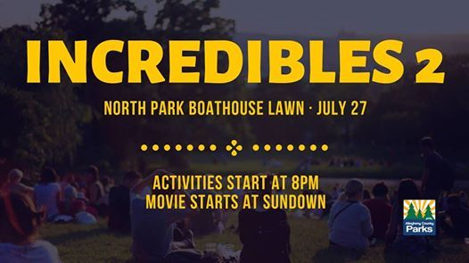Movies in the Park - North Park
