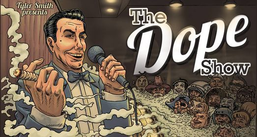 The Dope Show at the Comic Strip, 20 April | Event in Edmonton | AllEvents.in