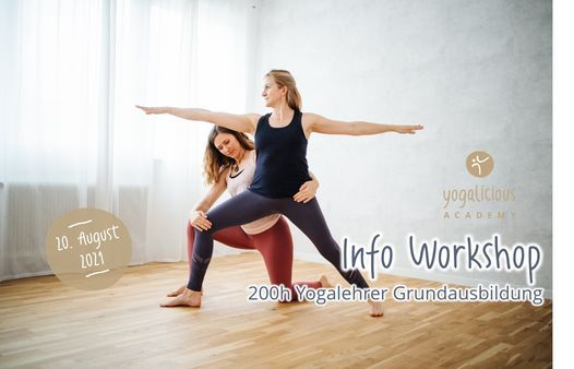 Infoworkshop 200h Yogalehrer Grundausbildung 2021/2022 ...